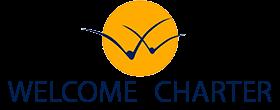 Logo Welcome Charter - Boat Yacht Charter - Noleggio yacht e barche - Genova Liguria