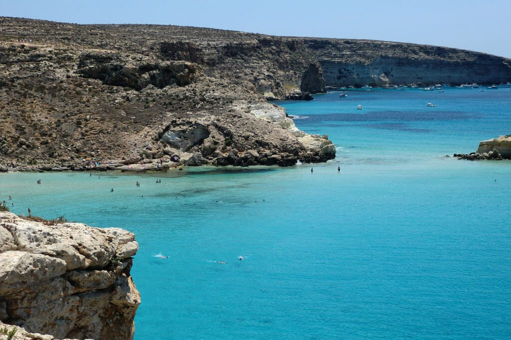 Lampedusa - Welcome Charter - Boat and yacht charter - noleggio di yacht e barche