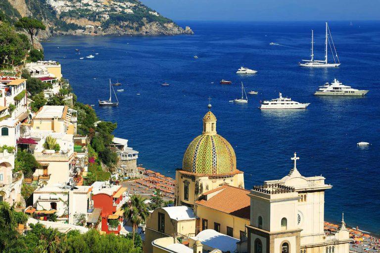 Positano - Welcome Charter - Boat and yacht charter - noleggio di yacht e barche