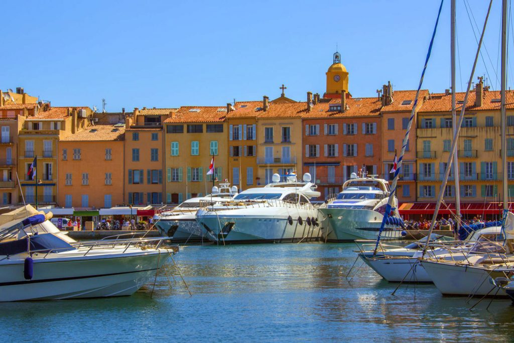 Saint Tropez - Welcome Charter - Boat and yacht charter - noleggio di yacht e barche