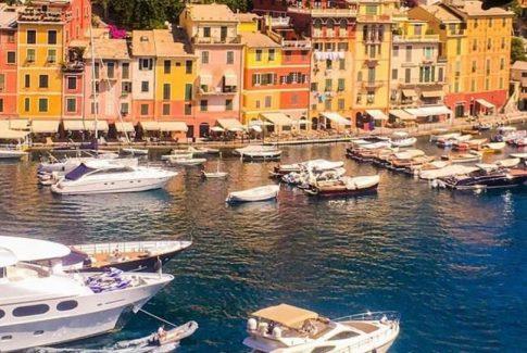 yacht rent Portofino